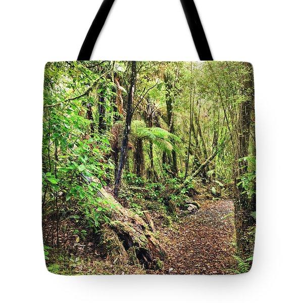 Native Bush Tote Bag by MotHaiBaPhoto Prints