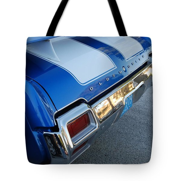 Olds C S  Tote Bag by Rob Hans