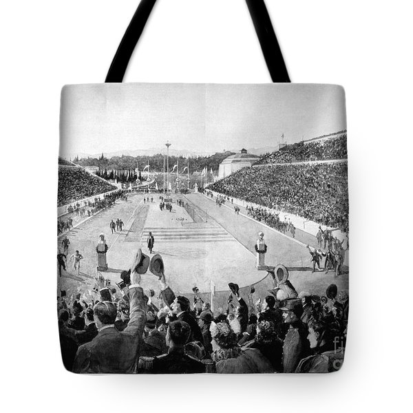 Olympic Games, 1896 Tote Bag by Granger