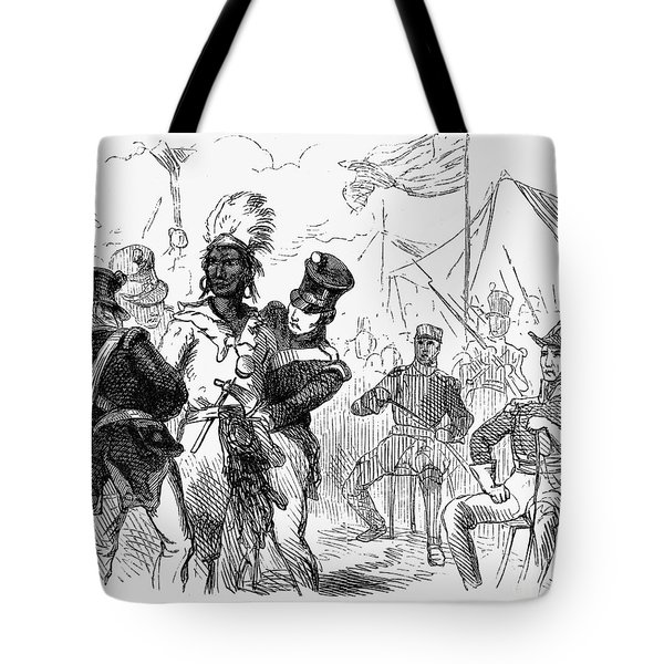 Osceola (1800?-1838) Tote Bag by Granger