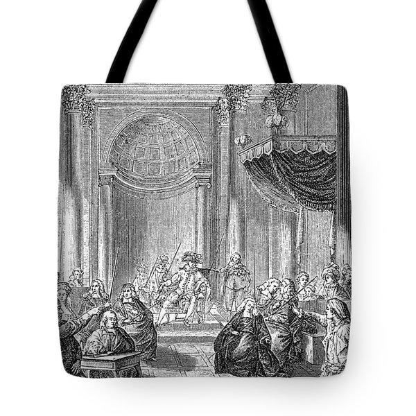 Pierre De Beaumarchais Tote Bag by Granger