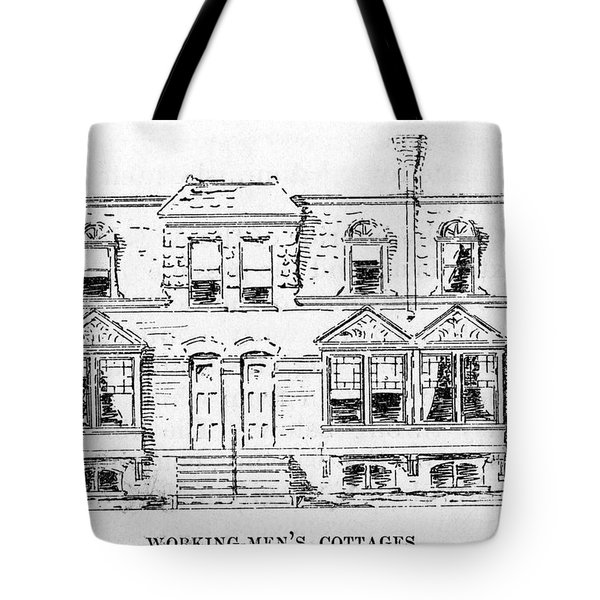 Pullman, Chicago Tote Bag by Granger