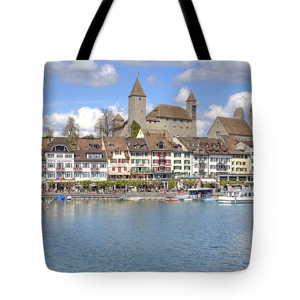Rapperswil Tote Bag by Joana Kruse