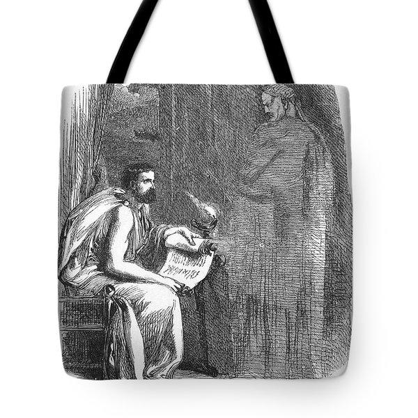 Shakespeare: Julius Caesar Tote Bag by Granger