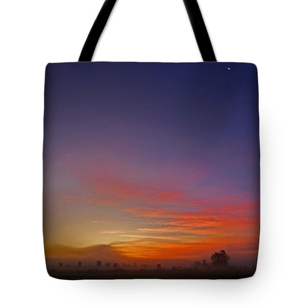337 North Tote Bag by Juergen Weiss