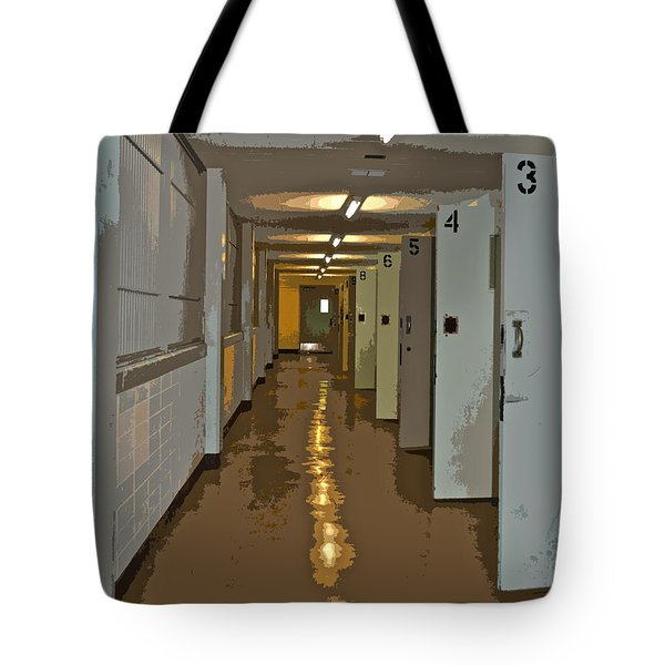 3456 Tote Bag by Gwyn Newcombe