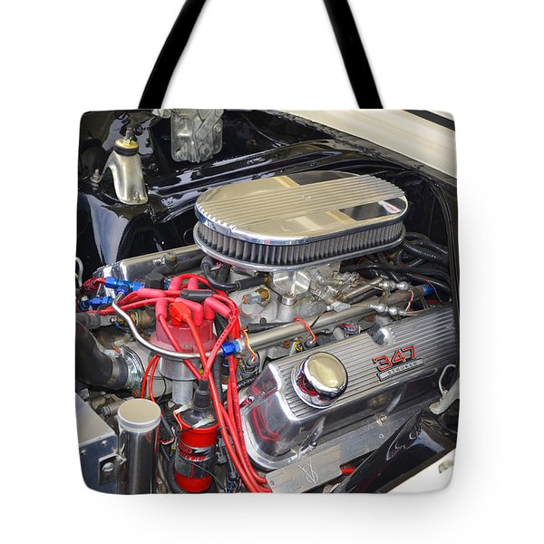 347 Stroker Tote Bag by Paul Mashburn