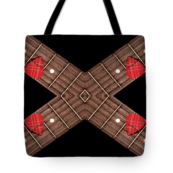 4 By 4 Horizontal Tote Bag by Andee Design