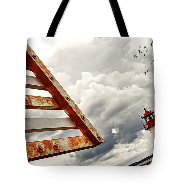 elbow - Sylt Tote Bag by Joana Kruse