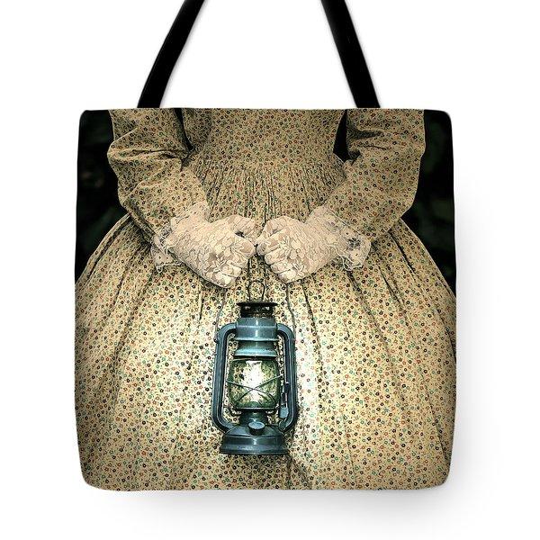 Lantern Tote Bag by Joana Kruse
