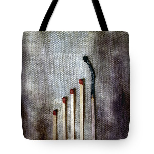 Matches Tote Bag by Joana Kruse