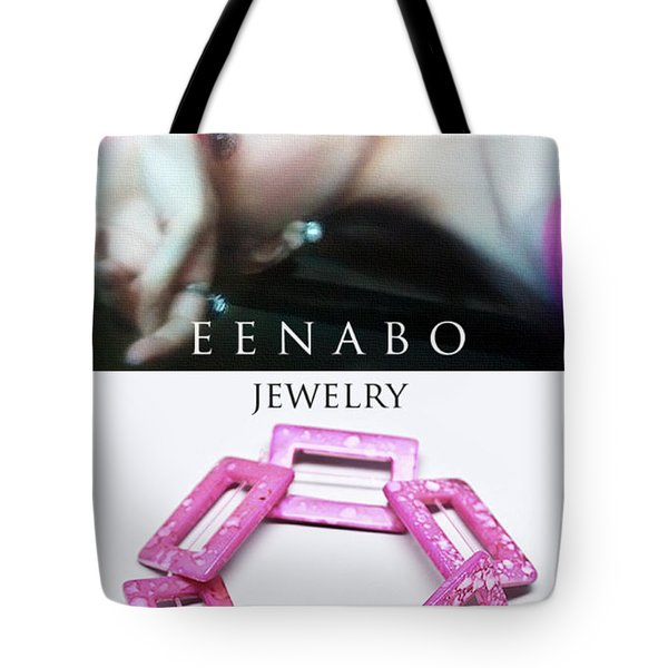 My Art Jewelry Tote Bag by Eena Bo