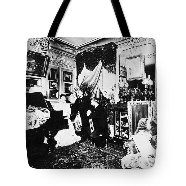 Stephane Mallarme Tote Bag by Granger