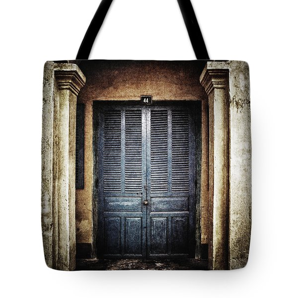 44 Tote Bag by Skip Nall