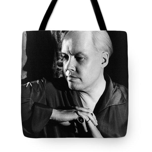 Carl Van Vechten (1880-1964) Tote Bag by Granger