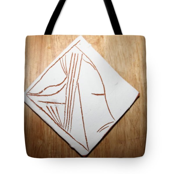 Dreams - Tile Tote Bag by Gloria Ssali