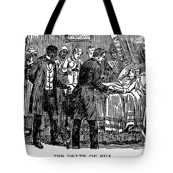 Uncle Toms Cabin Tote Bag by Granger