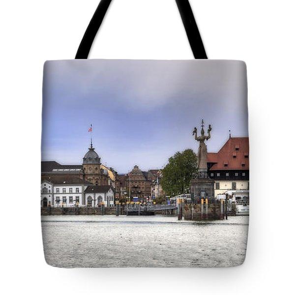 Constance Tote Bag by Joana Kruse
