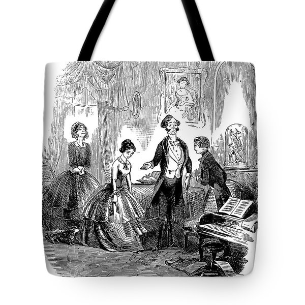 Dickens: David Copperfield Tote Bag by Granger