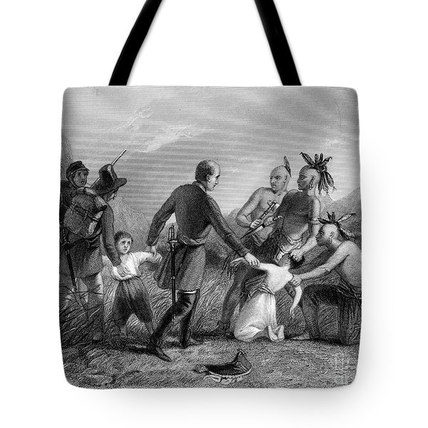 John Ellis Wool (1784-1869) Tote Bag by Granger