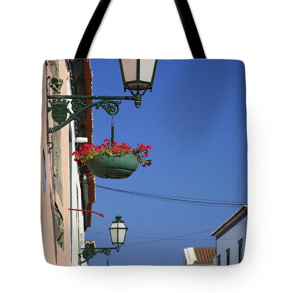 Ribeira Grande - Azores Tote Bag by Gaspar Avila