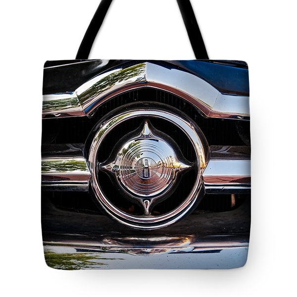 8 In Chrome Tote Bag by Christopher Holmes