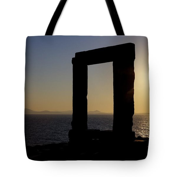 Naxos - Cyclades - Greece Tote Bag by Joana Kruse