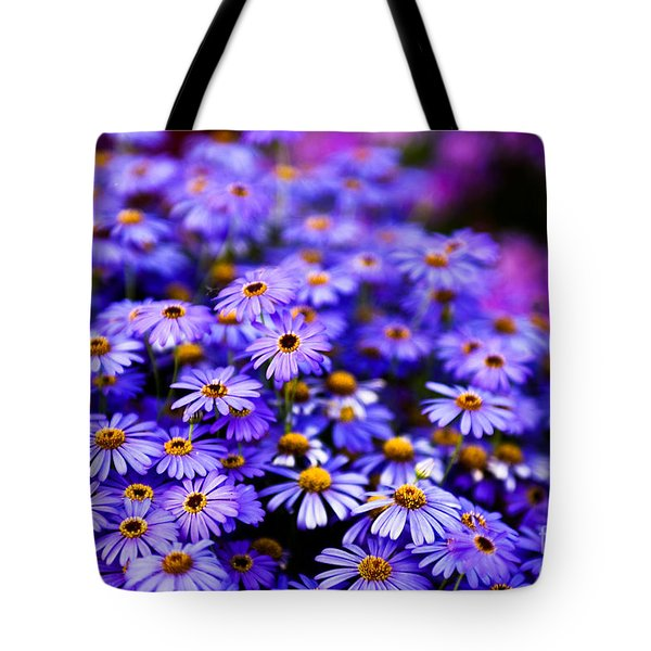 A Chain Reaction Tote Bag by Syed Aqueel