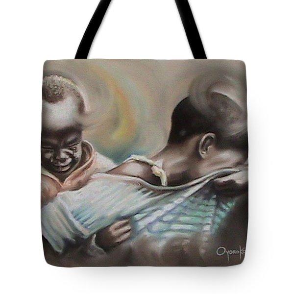 A Day To Remember Tote Bag by Oyoroko Ken ochuko
