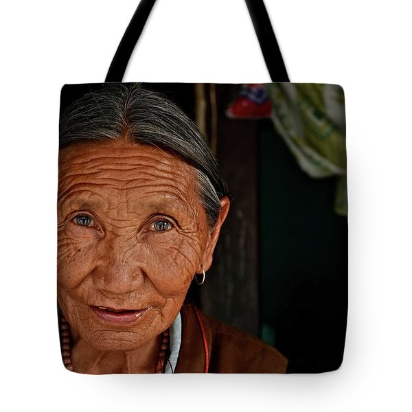 A Few Lifelines Tote Bag by Valerie Rosen