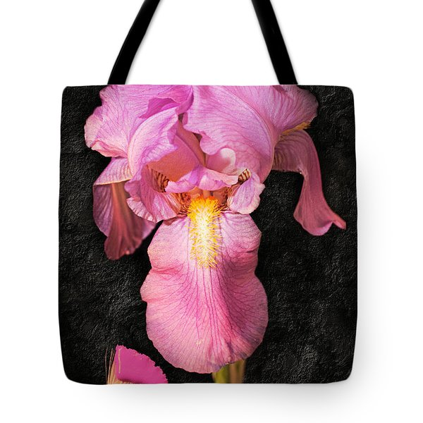 A Flora Is Natures Painting Tote Bag by Andee Design