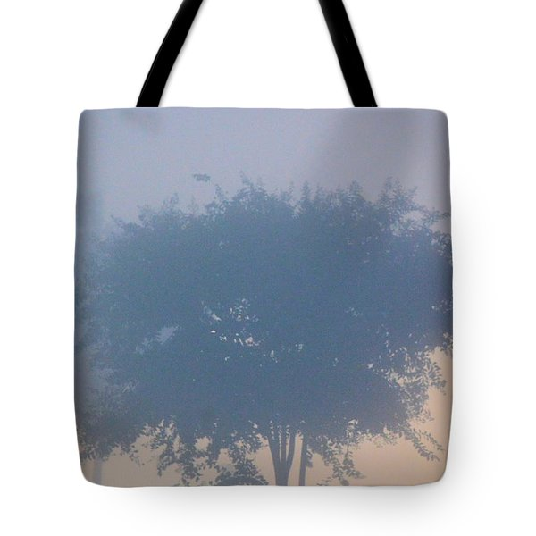 A Gothic Silhouette Tote Bag by Maria Urso