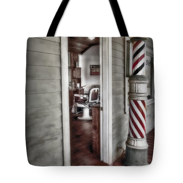 A Look Into The Past Tote Bag by Susan Candelario