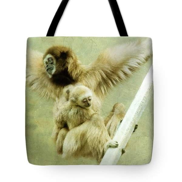 A Mother's Love Tote Bag by Trish Tritz