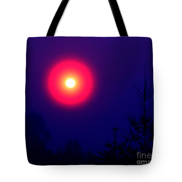 A New World Tote Bag by Rory Sagner