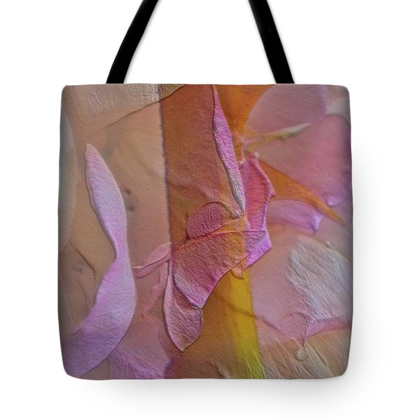 A Thorn's Beauty Tote Bag by Gwyn Newcombe