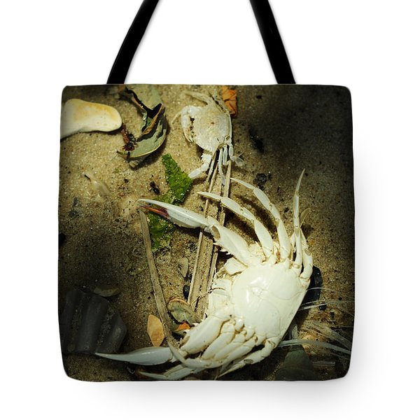 A Time To Shed Tote Bag by Rebecca Sherman