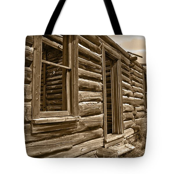 Abandoned Tote Bag by Shane Bechler