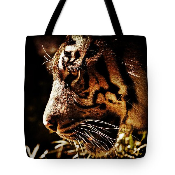 Absolute Focus Tote Bag by Andrew Paranavitana