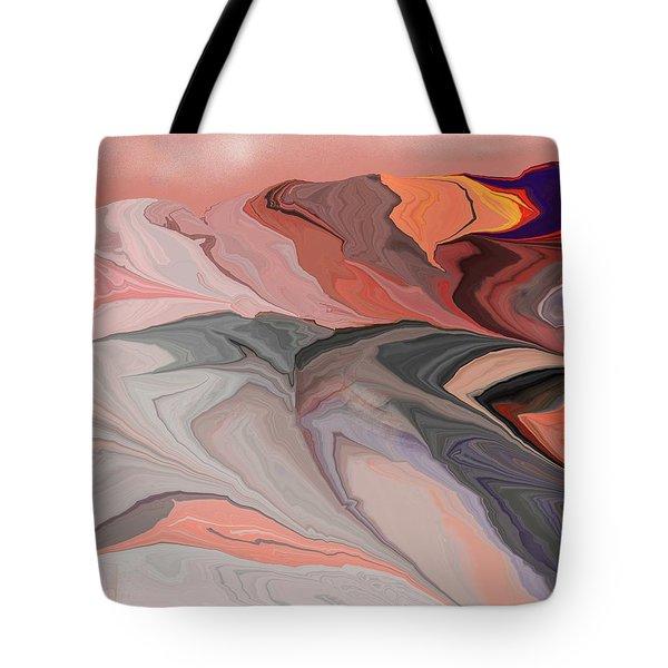 Abstract 012812abc Tote Bag by David Lane