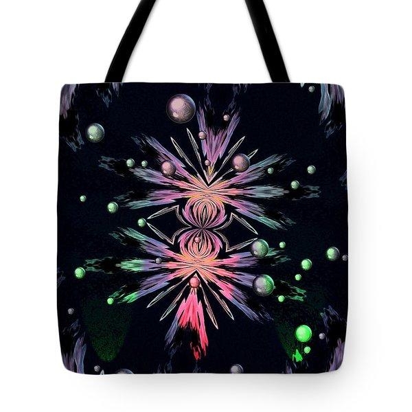 Abstract 014 Tote Bag by Maria Urso