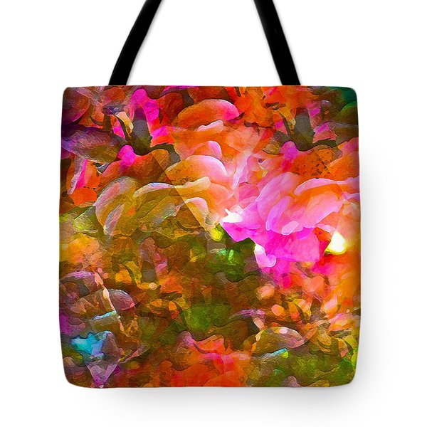 Abstract 271 Tote Bag by Pamela Cooper