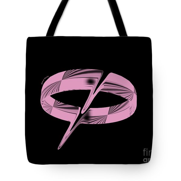 Abstract 712 Tote Bag by Cheryl Young