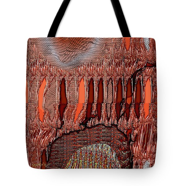 Abstract 769 Tote Bag by Nedunseralathan R