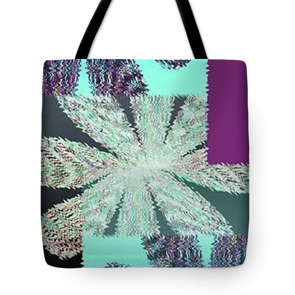 Abstract Fusion 149 Tote Bag by Will Borden