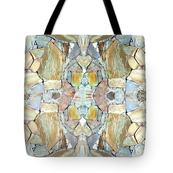 Abstract Fusion 67 Tote Bag by Will Borden