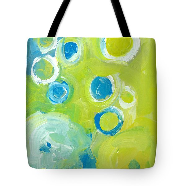 Abstract IIII Tote Bag by Patricia Awapara