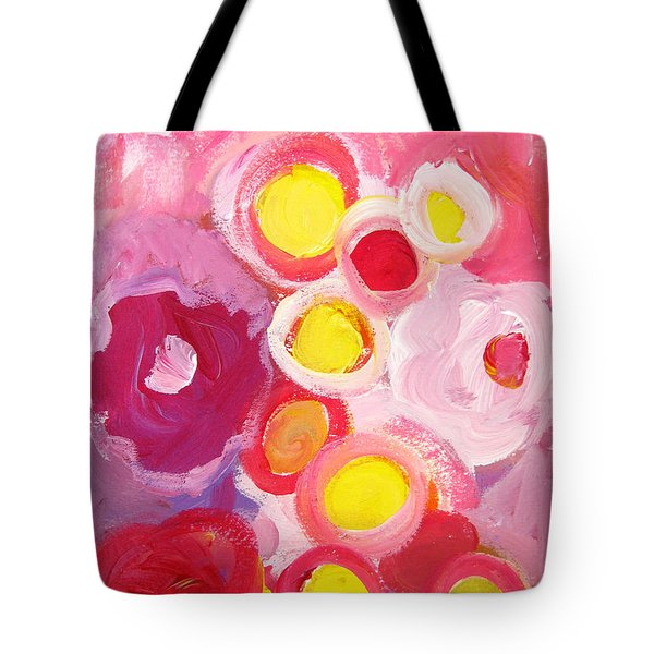 Abstract V Tote Bag by Patricia Awapara