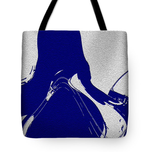 Abstract Ying Life Tote Bag by Colette V Hera  Guggenheim