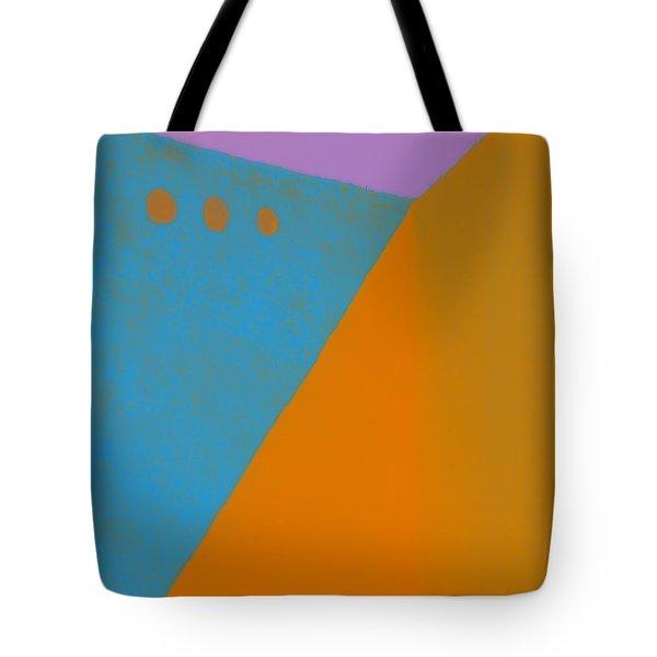 Adobe Walls Number 2 Tote Bag by Carol Leigh